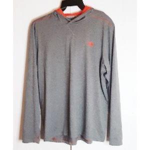 North Face Pullover Hoodie Shrt/Jacket Sz XL/TG